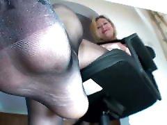 British milf with sweaty licking girls nud feet