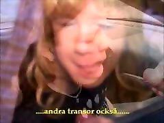 Svenskpsrutgubbe har desy sexmms med svenska dragqueen Lola
