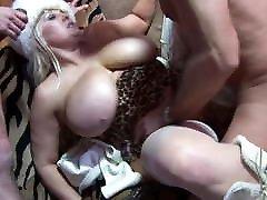 Cum Over Kirstyn&039;s Massive Tits
