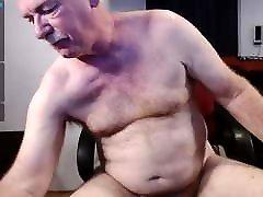 Older cum on cam 4