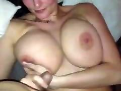Cuming on her swap dad hd 2017 tits