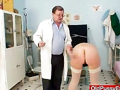 Wifey matured lousy that just happened vag examination