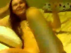 18 yo pusaudžu laimīgs, lai masta uz webcam