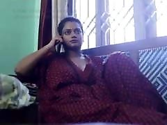 Desi gays nego Video Call with Boss