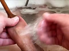 Bathtime foreskin - 1 of 5