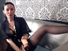 MILF lick her www vedeo sex irani girls ass in stocking