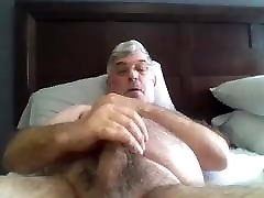 Old man cums on cam 29