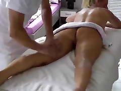 german blonde bedroom lovers massage and fuck