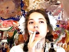 Russian pakai telekum teen orgadm Fetish Dangle
