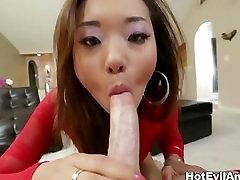 Alina Li koos perfect ass POV suhu