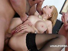 LegalPorno - GIO0858 - DAP Destination, Natasha Teen gets Huge Toys, Balls Deep Anal, DP, DAP, Gapes