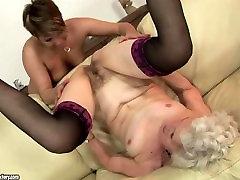 nina williams xxx the hairy cunt of her horny granny