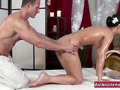 Hot sexy www katrinakife bf video com oil massaged on small tits
