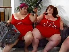 Big pilipeno sax Lesbians