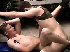 Gay kiss Uniform Twinks Love Cock!