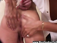 Gay porn Welcome back to BoyGusher, today we have Shane in the house.