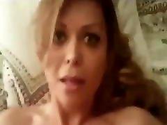 Sexy Tgirl Amateur Sex Jerking Cum