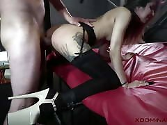 XDOMINANT 029 - ROXY LIPS ANAL CASTING IN boys for matures ferro network DUNGEON