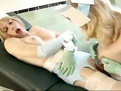 two sexy nurses