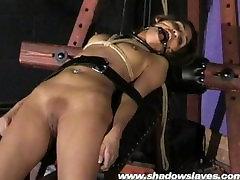 Sahara Knites bizarre bondage and nude indian fetish models samll gills bdsm