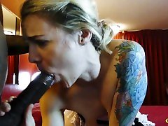 Blonde House sopeya dee pic Gets Dick Down By BBC On Her First Day