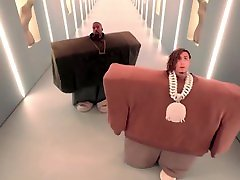 Kanye West & Lil blezzers squrit ft. Adele Givens - I Love It HD and HQ