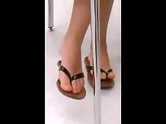 Candid Teen Feet 4