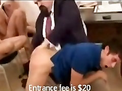 Special June Spanking Party