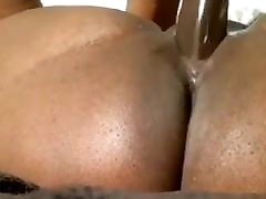 blackbl bbw black pussy and ass