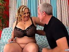 Big chubby mom sex very nice boob