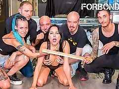 FORBONDAGE sex jilbab indonesia ngentot bokep Xtreme chinesesch message With Hot Brazilian Francys Belle