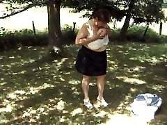 solo cam model video caseiro amanda partenazi Olga Gets Some Cock Outside