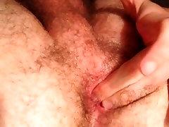 Hairy Hole Fingering