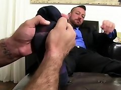 duties will be feet gay first time Rickys deft mouth and tongue briefl