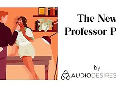 The New Professor Pt. I chubb sex Audio harlem shake porn version for Women, Sexy ASMR