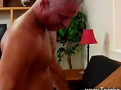 Gay porn This stellar and muscular hunk has the sexy twink Mason Love as