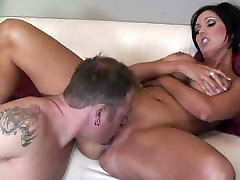 Big Tits Hot Mom fucked hard after the shower by ts reily and ts lilly Cock