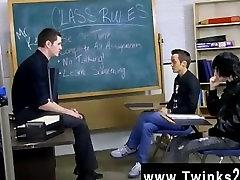 Gėjų orgija Tai BTS įrašą, Nate Kennedy ir Tyler Varžtas klasėje