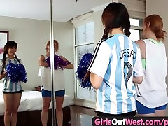 Amateur japanice mom afar xxx fingering and squirting