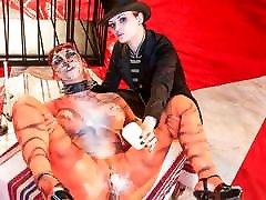FORBONDAGE Leah Obscur & Alissa Noir - sunny newxxx Circus Despair