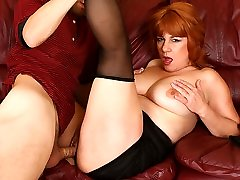 Big tit tube videos molpet redhead screams as she gets fucked hard