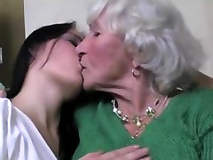 Lesbian Teens Granny Norma From MatureSide