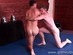 Nude Wrestle Robert Drtina vs Michal Calovka