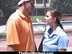 df blood xxx - Keisha Grey Pounded After Playing Tennis