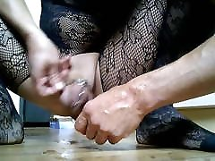 Boicunt self fist and wank cum