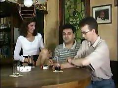 kinky fisting v nemškem pubu