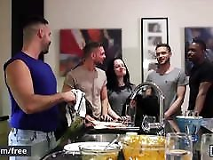 River Wilson and Teddy Torres - The Dinner Party Part 3