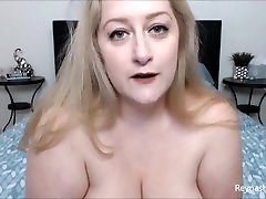 Coerced Bi PREVIEW - Reyna Mae - BBW Femdom POV All Natural Big Tits Blonde MILF Converted Bisexual