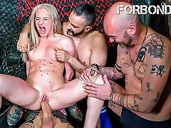 CrowdBondage -BDSM Hardcore Fucking Torture For Angela Vidal