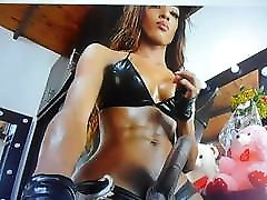 Zenda ebony porno casting ebony black 18 exs cop